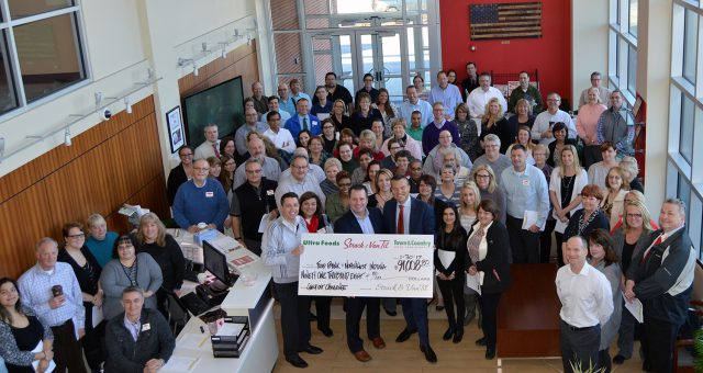 Strack & Van Til Holiday Giving Campaign Raises $91,008 for the Food Bank