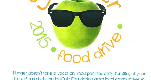 Summer Food Drive