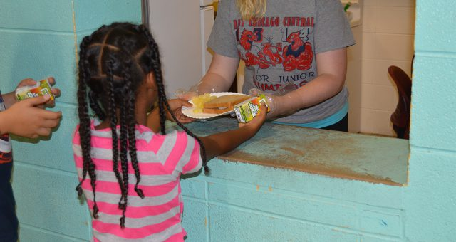 Kids and Teens in Need Eat Free this Summer