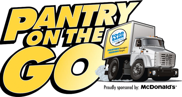 Food Bank and McDonald's fight hunger with Pantry on the Go