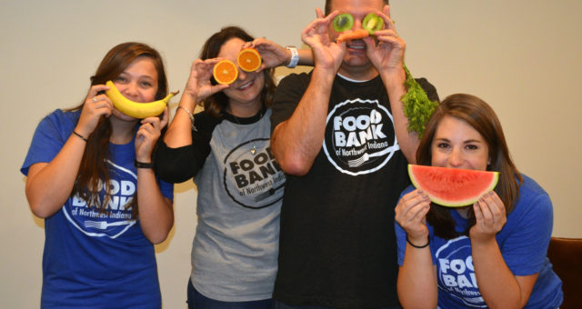 Share your #HealthySelfie to Fight Hunger this September