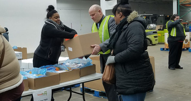 Food Bank of NWI Provides Holiday Meals to 700 Families