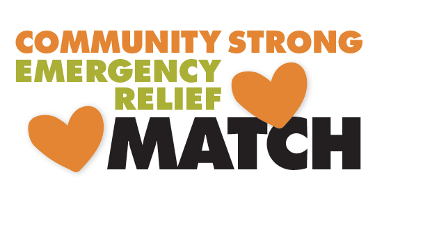 $240,000 Raised for Community Strong Emergency Relief Match