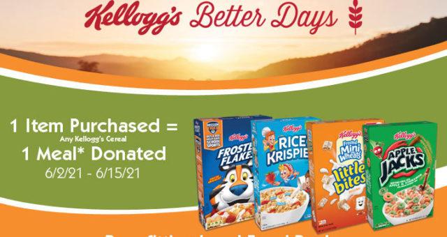 Strack & Van Til Partner with Kellogg to Address Summer Hunger for Children